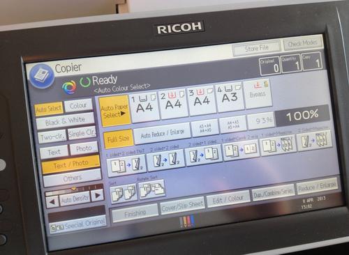 Printsystemet