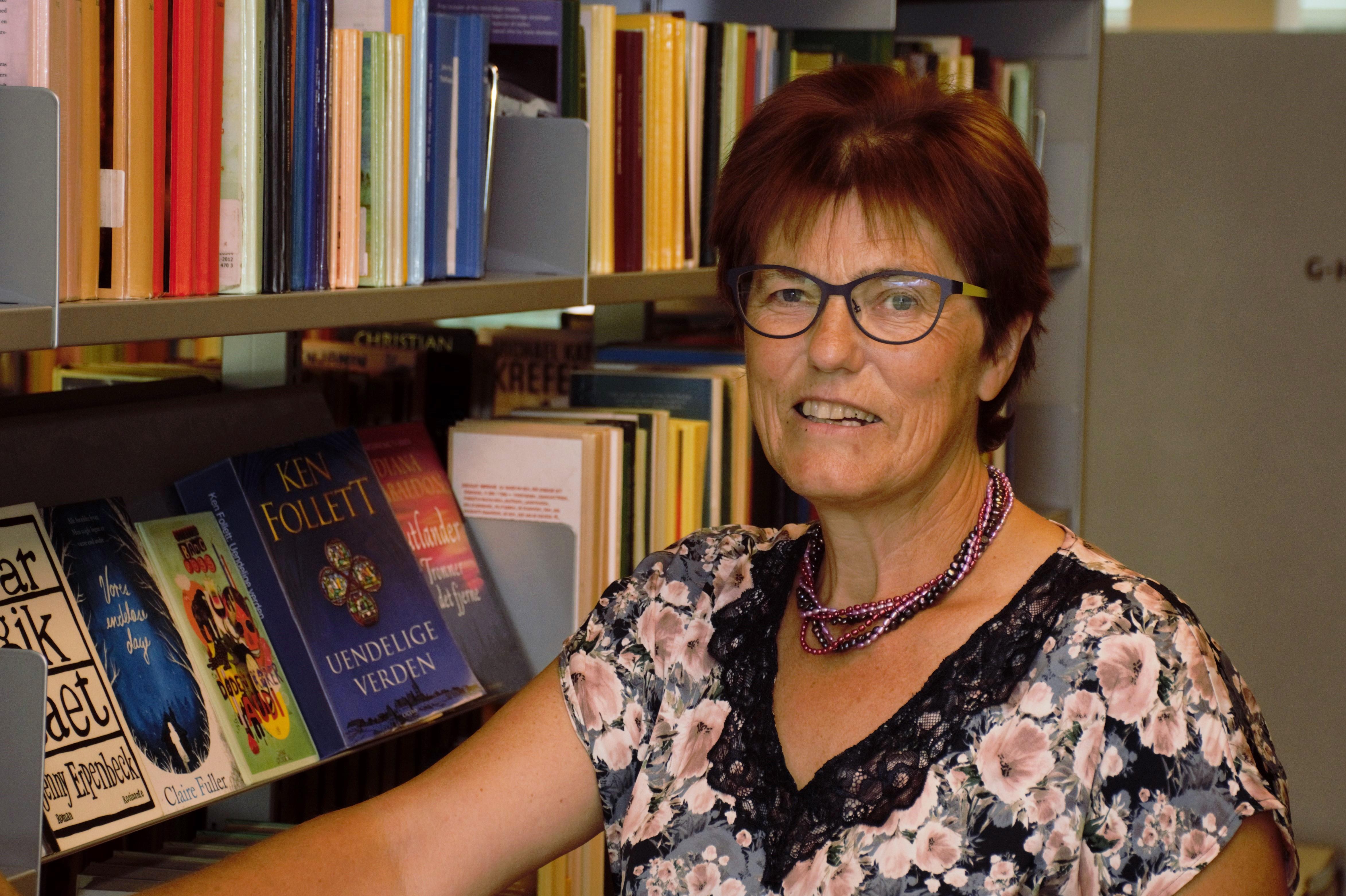 Grethe Marie Laurberg Thomasen