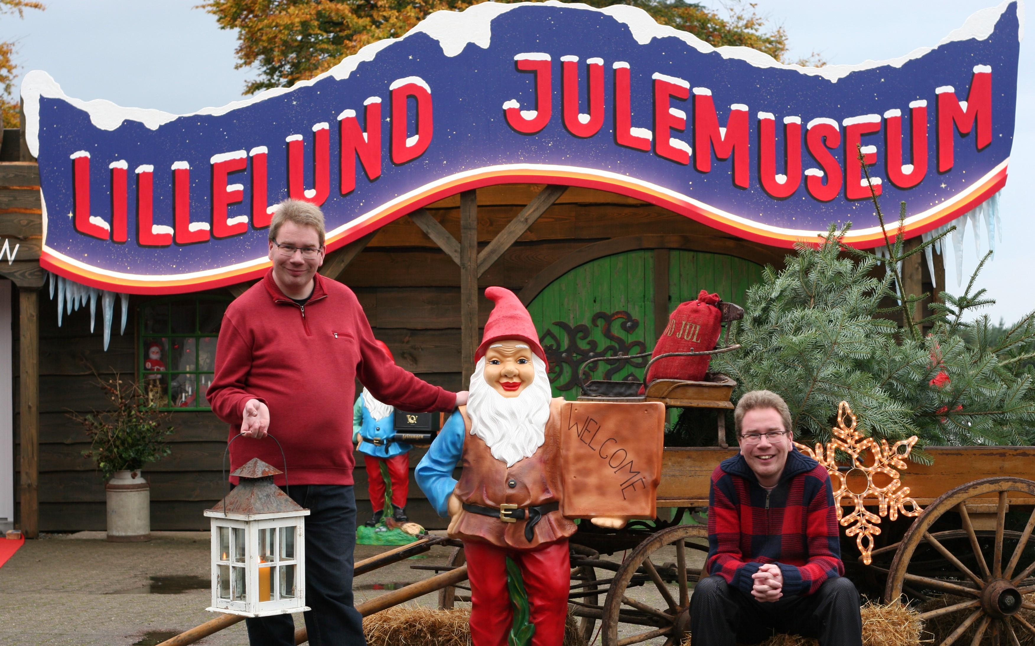 Lillelund Julemuseum - GGDam.dk