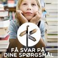 """plakat til """"Spørg Palles Venner"""" (120)"""