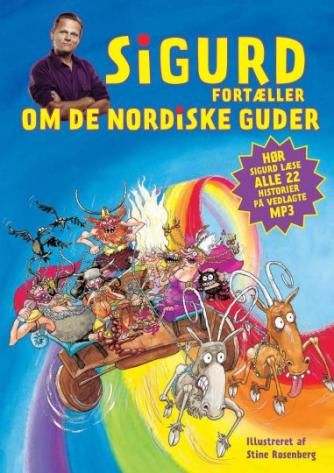 Sigurd Barrett: Sigurd fortæller om de nordiske guder (mp3)