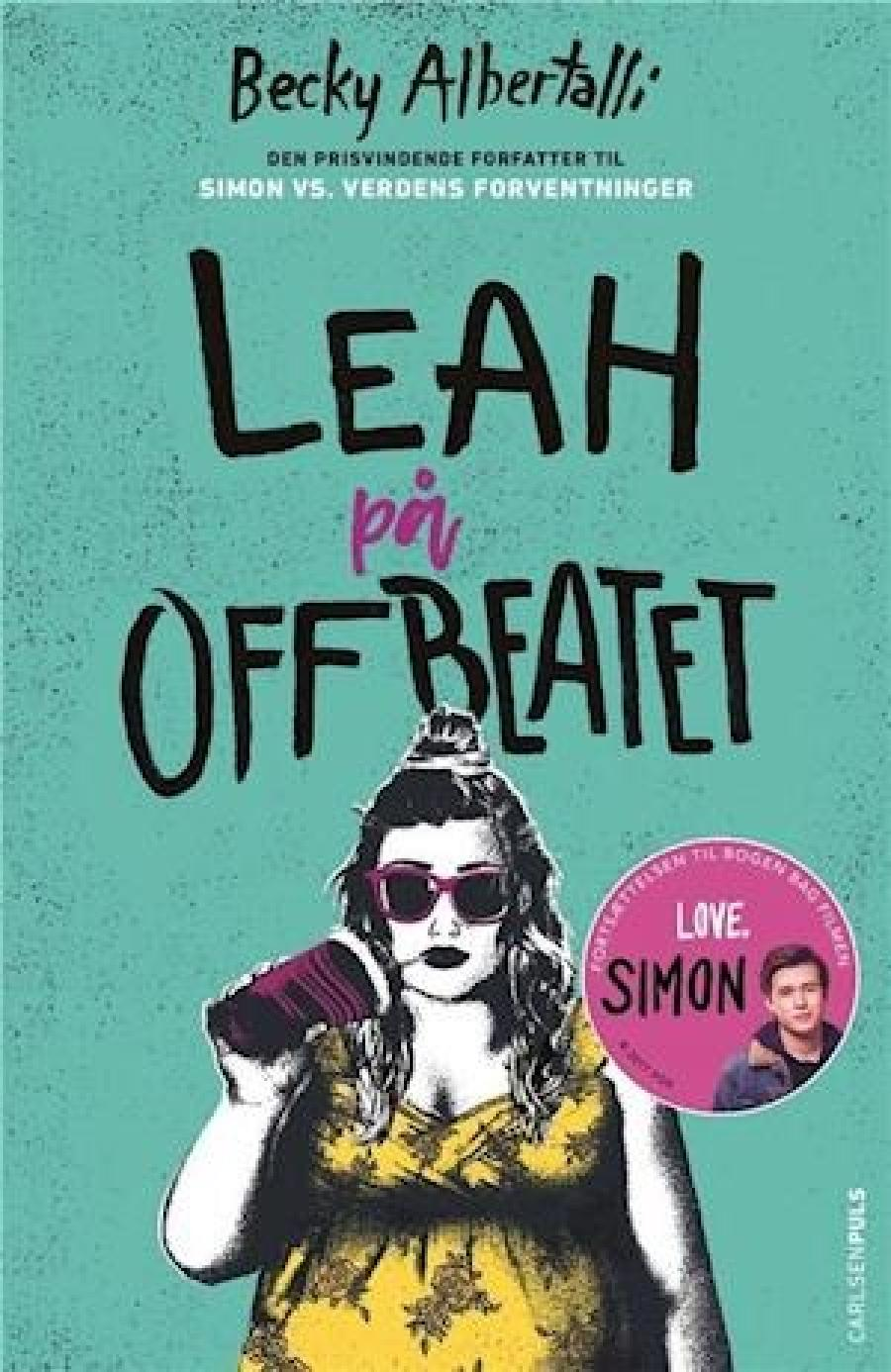 Leah på offbeatet - Becca Albertalli