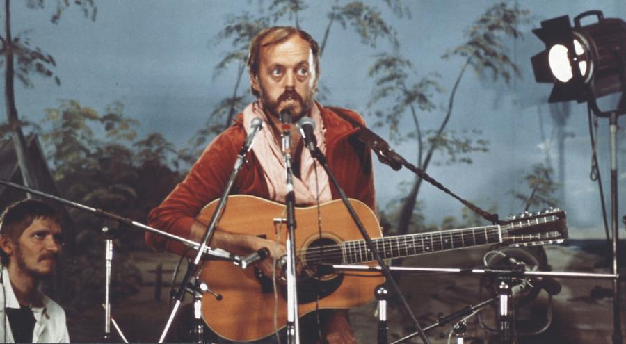 Se Da Svante forsvandt (1975) på Filmstriben