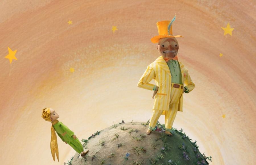 Se Den lille prins (2015) på Filmstriben