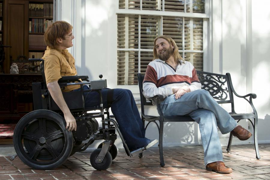 Se Don't Worry, He Won't Get Far On Foot (2018) på Filmstriben