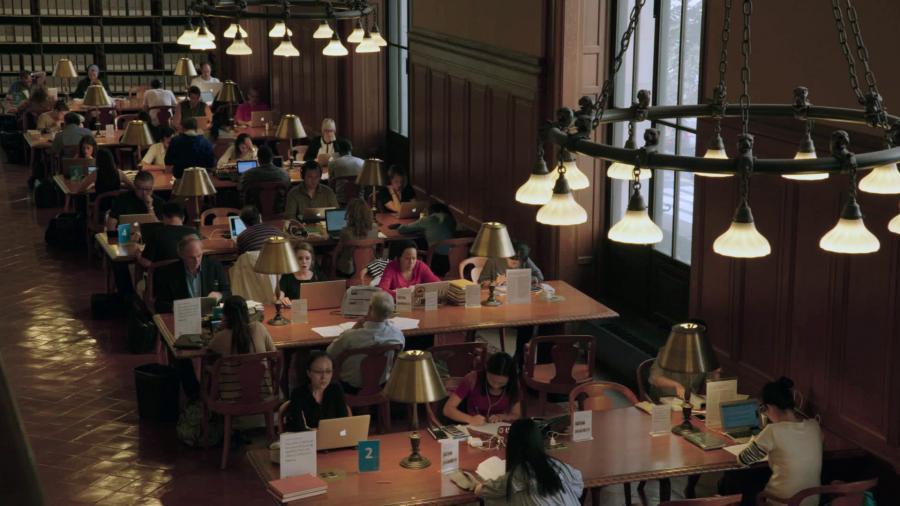 Se Ex Libris – The New York Public Library (2017) på Filmstriben
