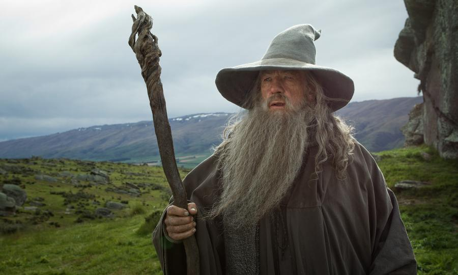 Se Hobbitten-trilogien på Filmstriben