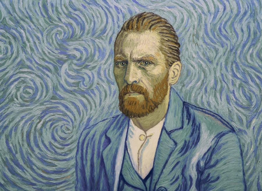 Se Loving Vincent (2017) på Filmstriben
