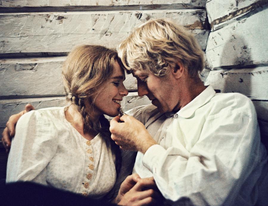 Se Nybyggerne (1972) på Filmstriben