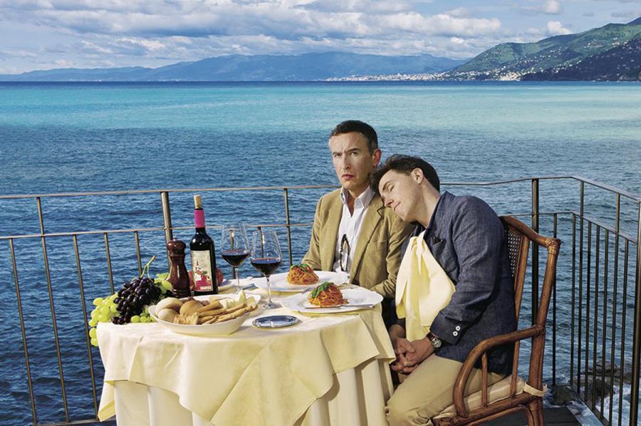Se The Trip to Italy (2014) på Filmstriben