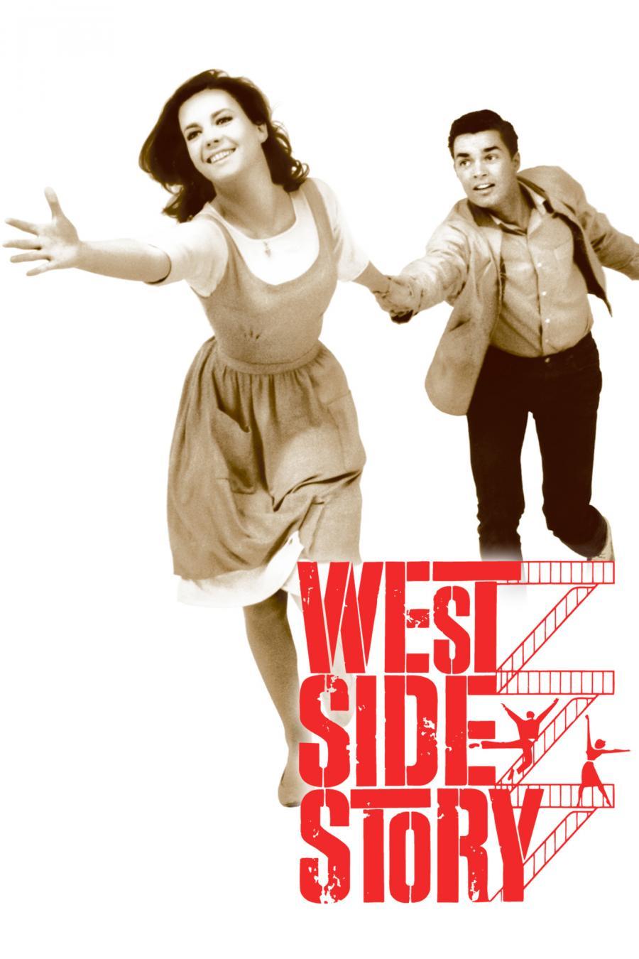 Se West Side Story (1961) på Filmstriben
